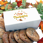 Thanksgiving Cookie Gift Box