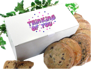 Thinking Of You Cookie Gift Box image