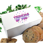 Thinking Of You Cookie Gift Box