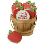 Bushel and a Peck Cookie Basket