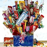 Congratulations Candy Bouquet Gift