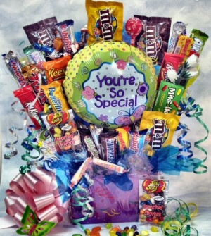 You're So Special Candy Bouquet image