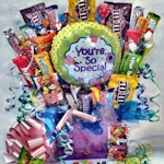 You're So Special Candy Bouquet