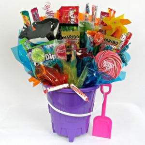 Fun In The Sun Summer Treats Candy Gift image