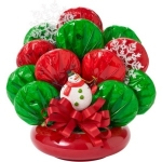 Let it Snow Holiday Bouquet of Cookies