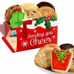Christmas Holiday Mailbox Cookie Gift