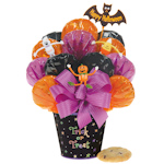 Halloween Bendy Cookie Bouquet