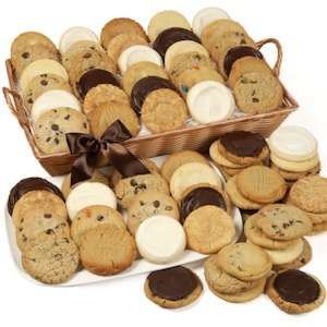 Gourmet Cookie Tray For Any Occasion image