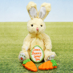 'Somebunny Loves You' Easter Plush