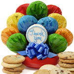 Thank You Gourmet Cookie Bouquet