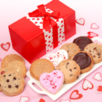 Band of Hearts Cookie Gift Box