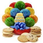 Happy Birthday Celebration Cookies Bouquet