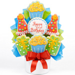 Birthday Cookie Bouquet