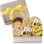 Just Bee-Cause Gourmet Cookie Gift Tin