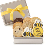 Bee Well Soon Cookie Tin Gift