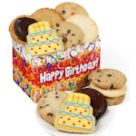 Gourmet Cookie Birthday Gift Box