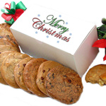 Merry Christmas Cookie Gift Box