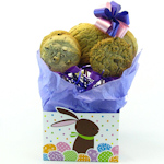 Easter Tote Gourmet Cookie Gift