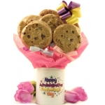 Admin Professional Day Cookie Tin Bouquet