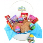 Happy Easter Goodie & Cookie Tin