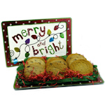 Merry & Bright Cookie Platter