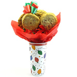 Merry & Bright Cookie Bouquet