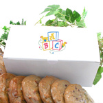 New Baby Cookie Gift Box