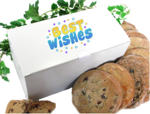 Best Wishes Gourmet Cookie Box image