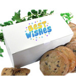 Best Wishes Gourmet Cookie Box