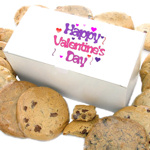 Valentines Day Gourmet Cookie Box