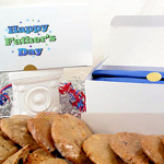 Happy Father's Day Gourmet Cookie Box