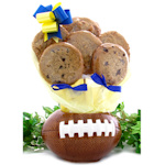 Football Planter Cookie Gift