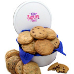 Gourmet Cookie Love Tin