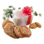 Jumbo Cookie Holiday Box