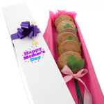 Mother's Day Longstem Cookie Gift