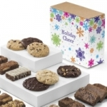 Warm Wishes Brownie & Cookie Gift Box