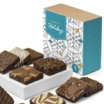 Holiday Brownie Gift Sampler