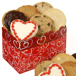 Heart Cookie Gift Box