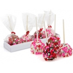 Heart Sprinkles Brownie Stix Gift Box