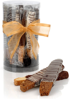 Hand Dipped Gourmet Biscotti image