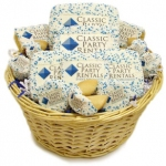 Corporate Logo Cookie Gift Basket