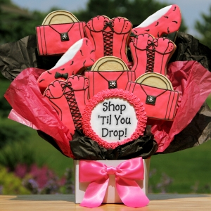 Shop Til' You Drop Bouquet of Cookies image