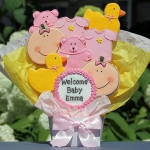 Cookie Bouquet - It's A Baby Girl