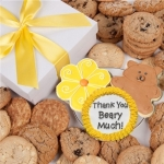 Thank You Beary Much Gourmet Cookie Gift Box