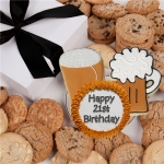 Birthday Beers Cookie Gift Box