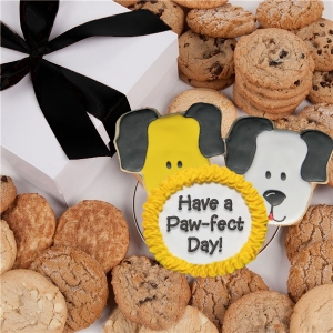 Dog Cookie Gift Box image