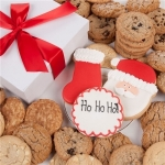 Christmas Gourmet Cookie Gift Box