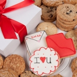 Lots of Love Gourmet Cookie Gift Box