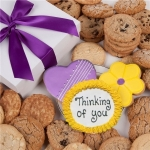 Heart & Flower Cookie Box