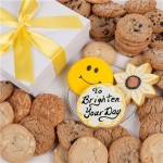 Smile! Gourmet Cookies Gift Box